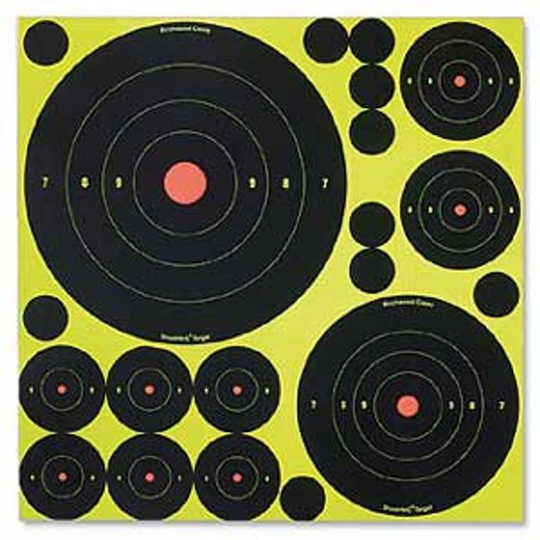 Variety Pack Shoot N C Targets - Birchwood Casey VP-5 - 34018