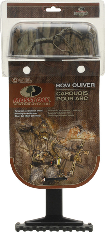 Mossy Oak 6 Arrow Quiver