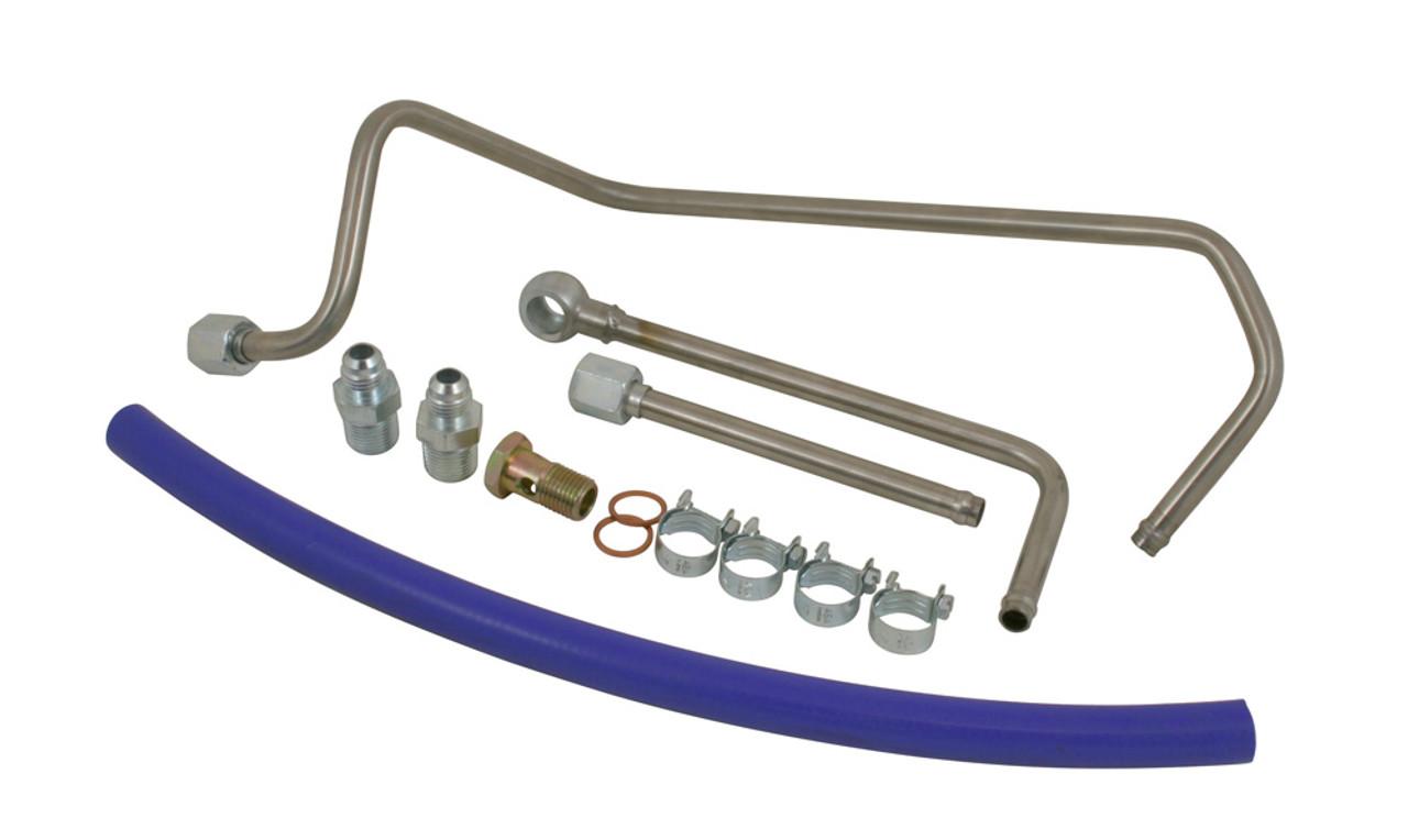 SRT-4 Neon Big Turbo Water Line Kit