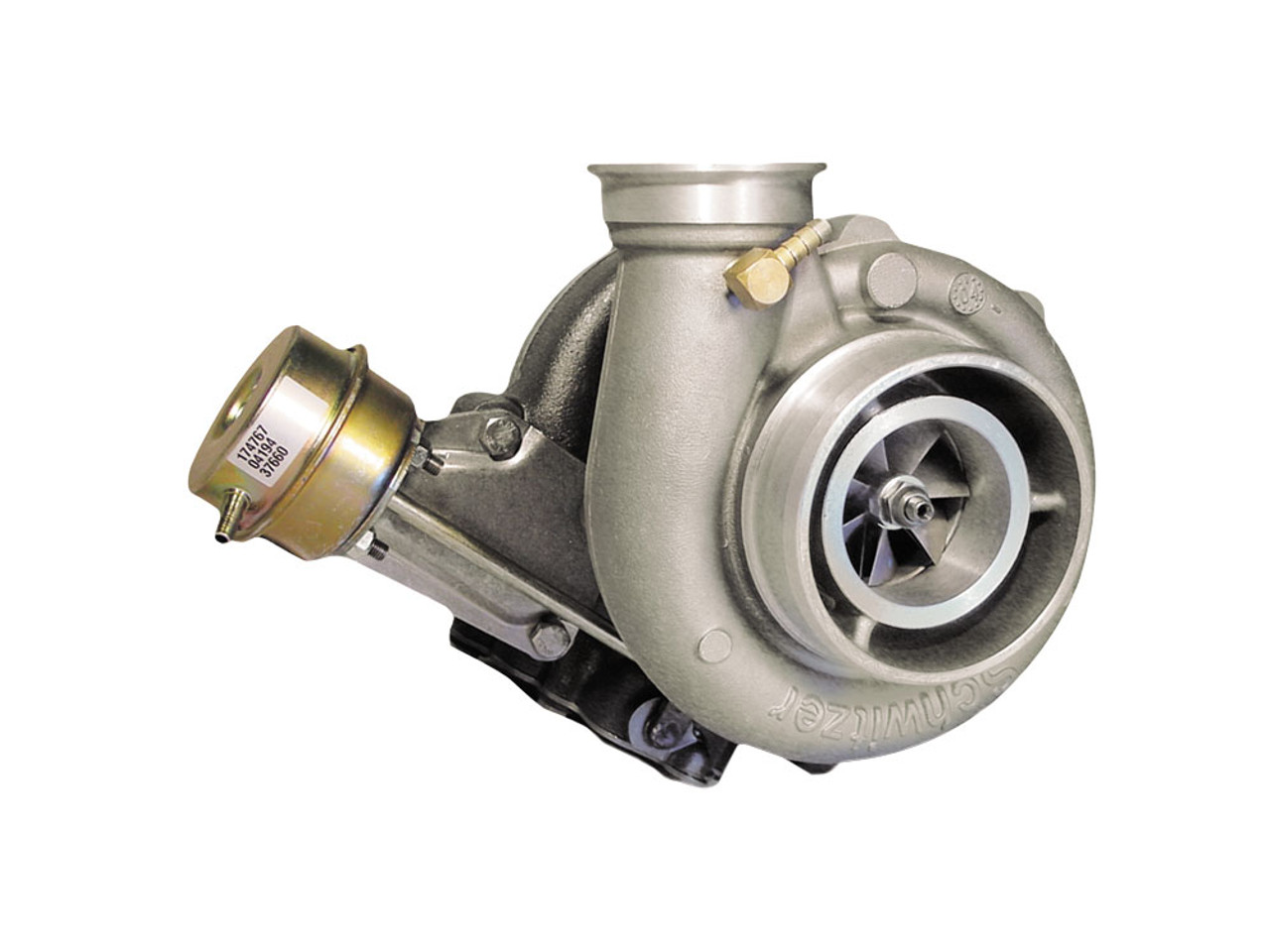 Borg Warner 57-65-14 S300GX Turbo Upgrade for 2nd Gen Cummins 174430