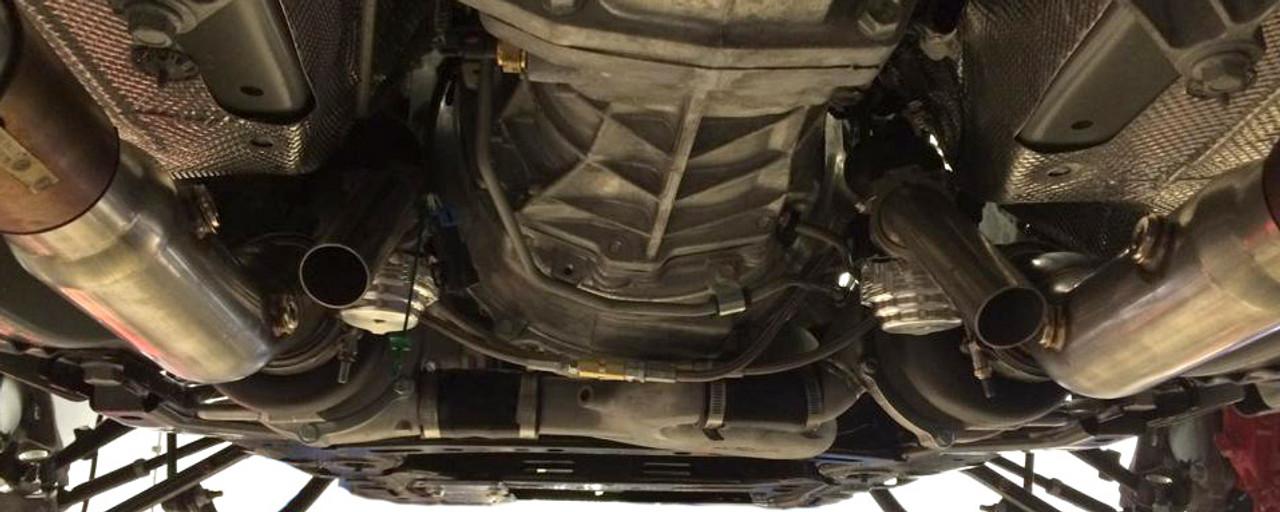Camaro 5 SS AGP Twin Turbo Kit V2.0