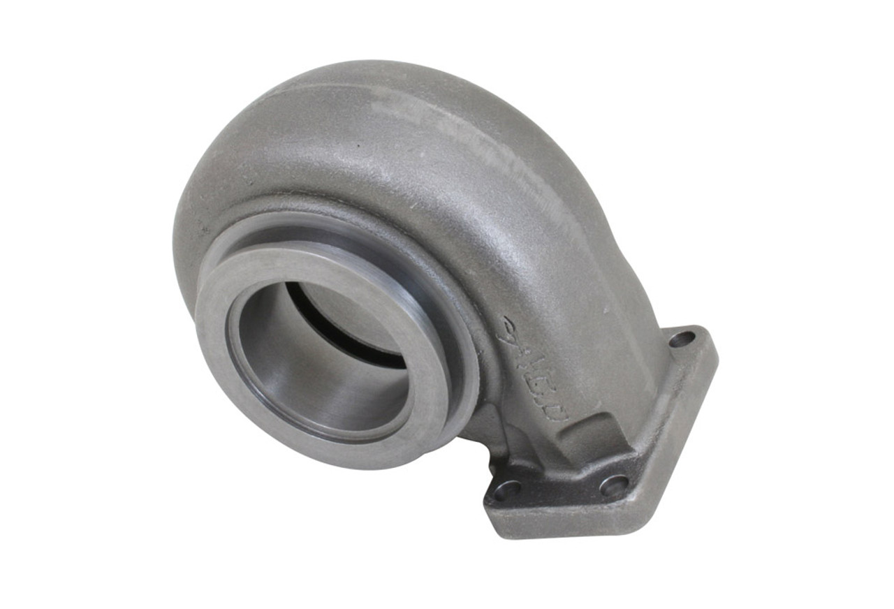 """2nd Gen Cummins T3 Divided Inlet 4.0"""" HX40 Outlet 14cm for S300"""