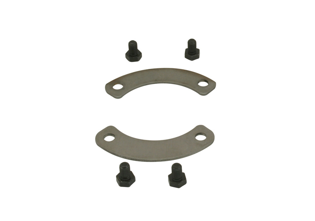 Optional Clamp Plates and Bolts