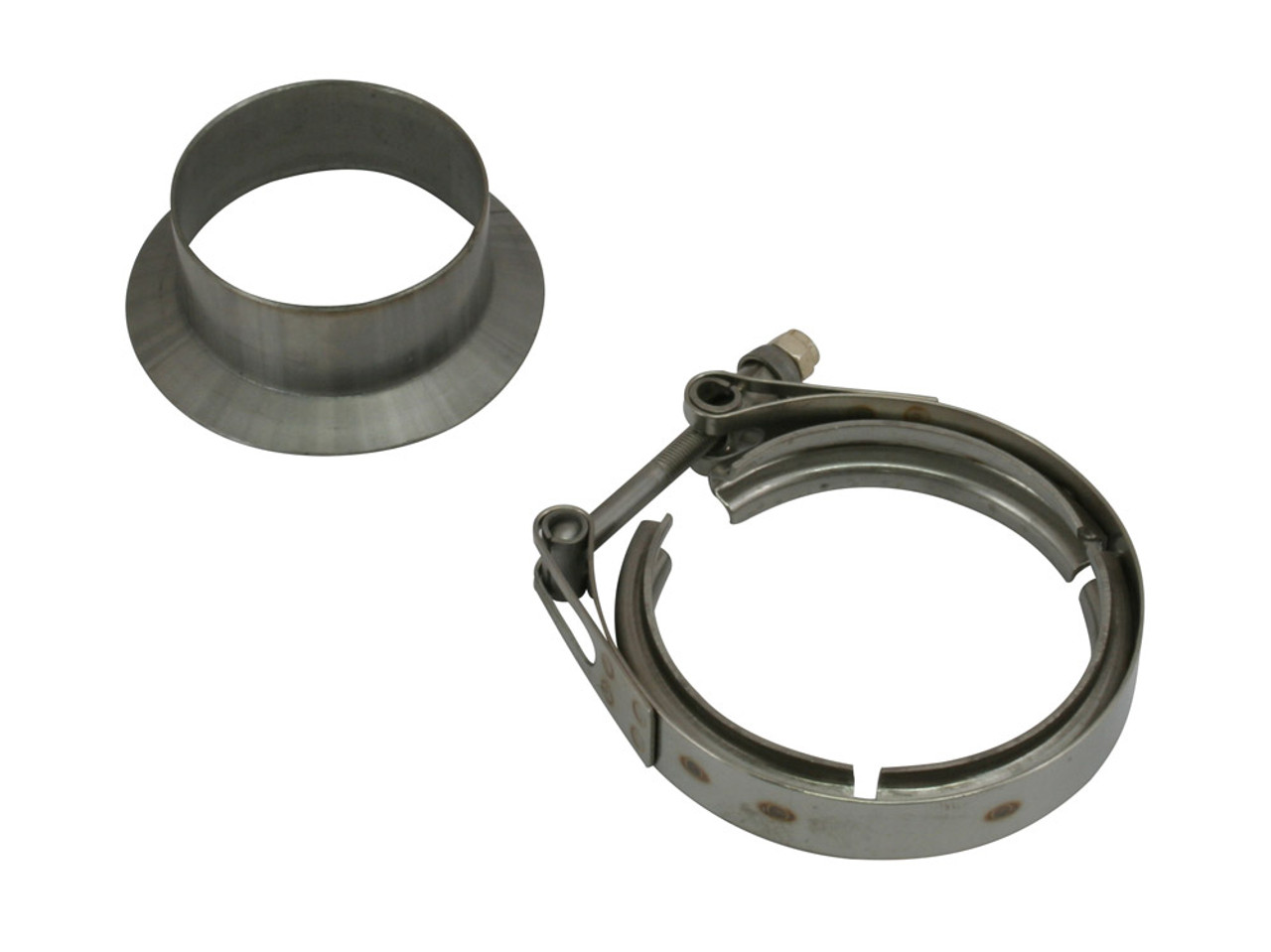 """4.21"""" Marmon V-Band Turbine Outlet Kit for Borg Warner S200 and S300 to 3"""" Tube"""
