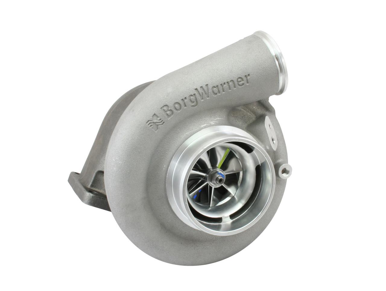 Optional 2nd Gen Machined Compressor Discharge