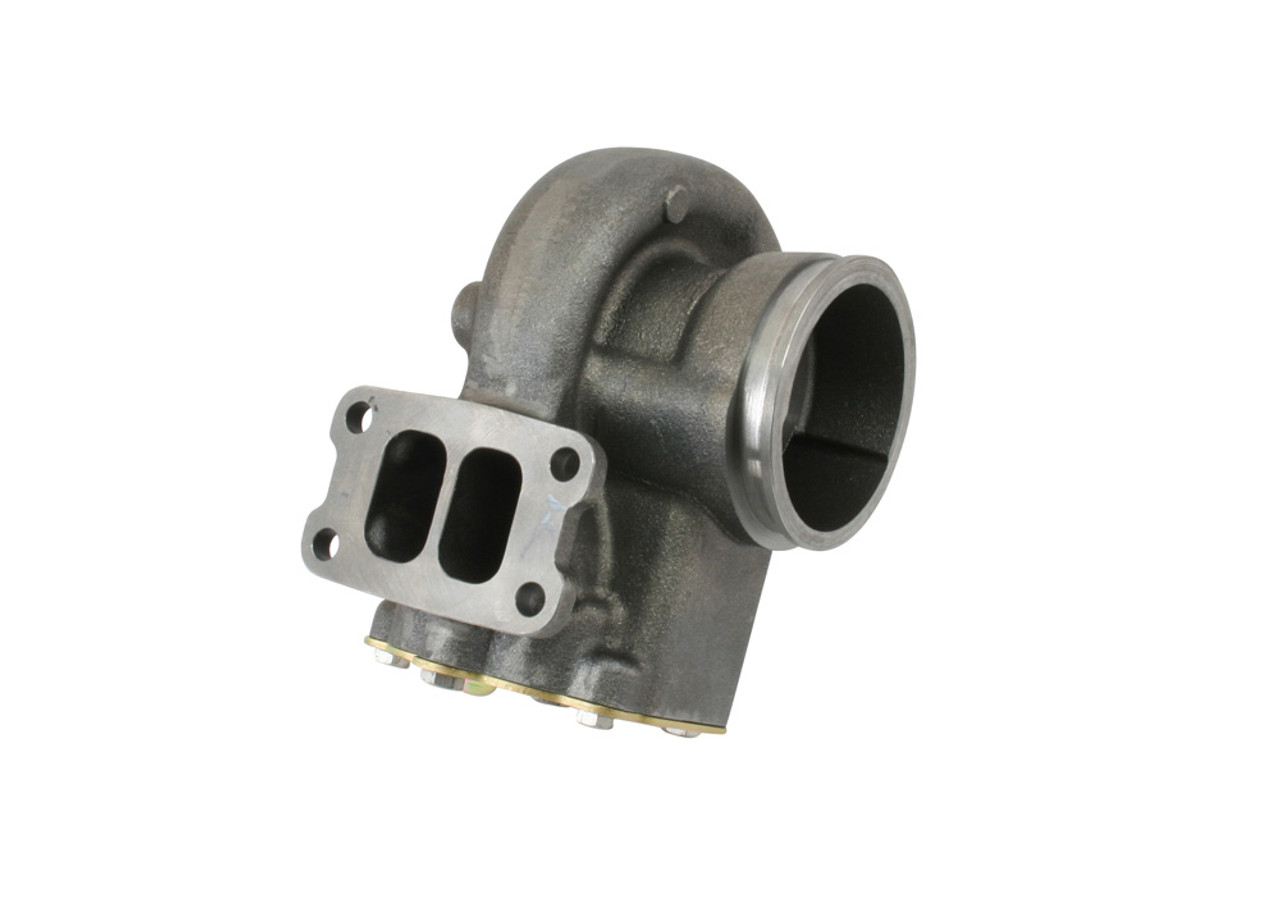 """2nd Gen Cummins T3 Divided Inlet Wastegated 4.0"""" HX40 Outlet for S300"""
