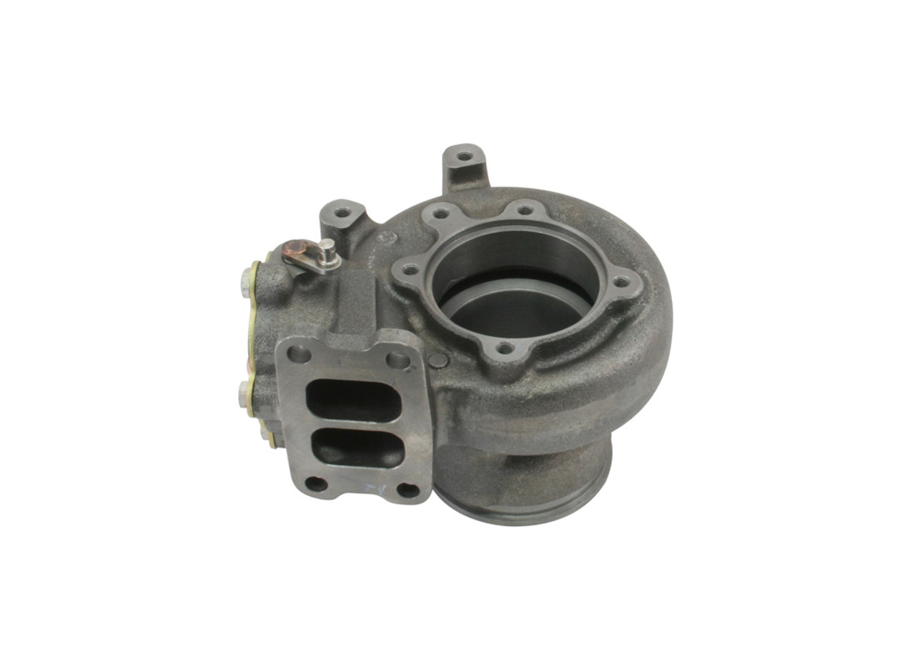 """3rd Gen Cummins T3 Divided Inlet Wastegated 4.4"""" HE341 HE351 Outlet for S300"""