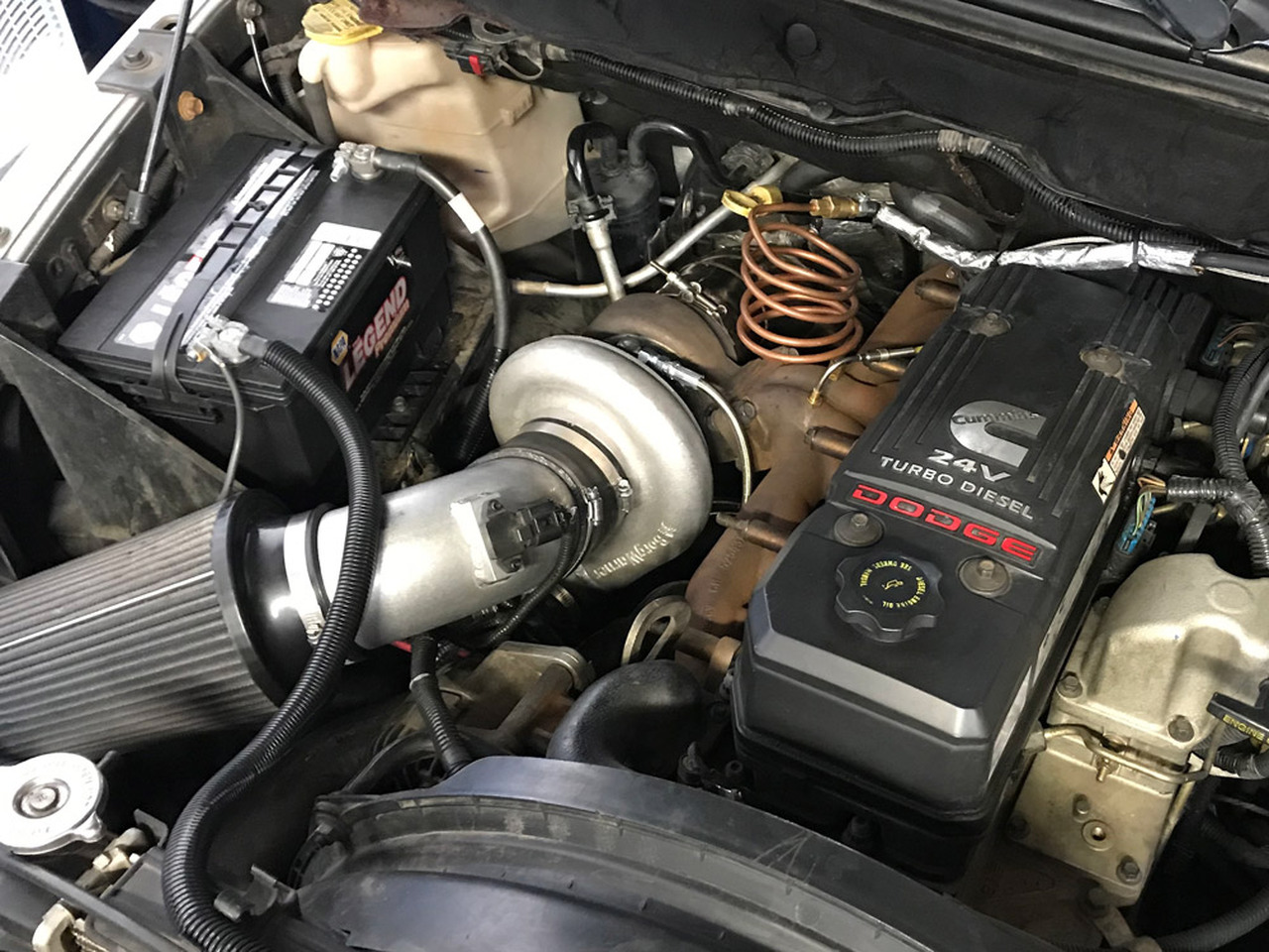 2nd Gen Swap T3 Kit Complete