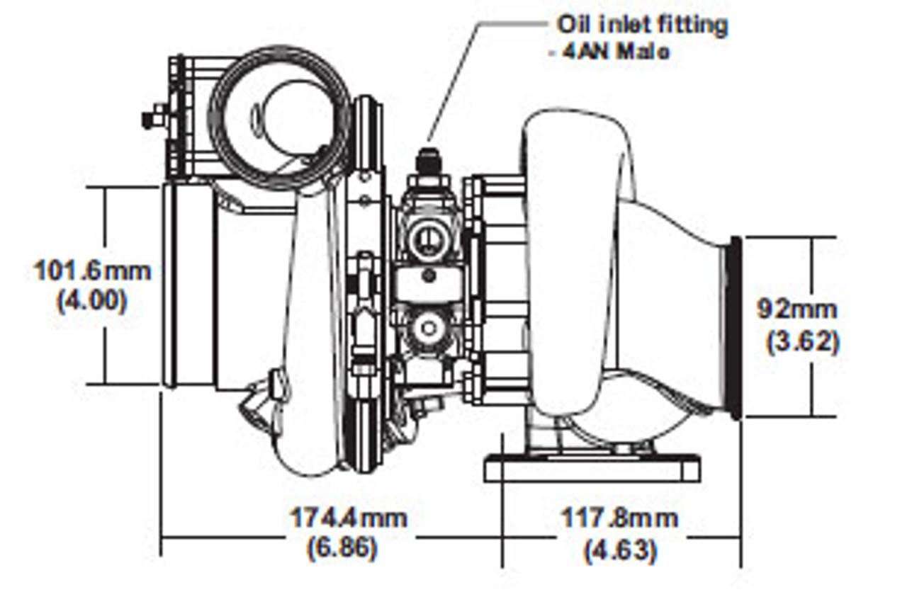 Borg Warner EFR 9174