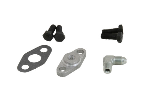 Feed Flange Kit shown.  Choose this option if you can't figure out what your thread is.