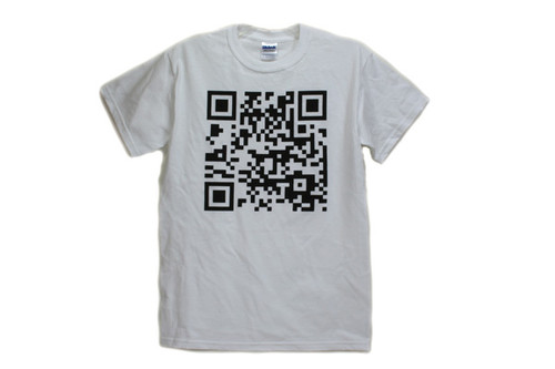 AGP Turbo QR Code T Shirt