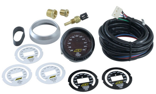 AEM Digital Transmission Temperature Gauge