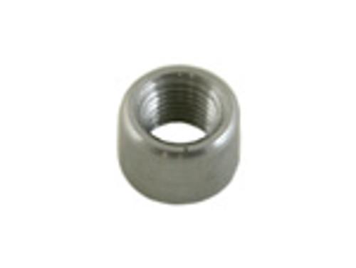 "1/8"" NPT Female Weld Bung Aluminum (3 pack)"