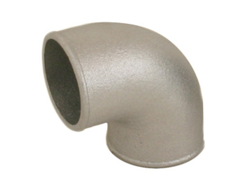 "AGP 2.5"" Cast Aluminum Elbow"