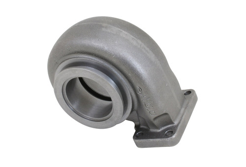 "2nd Gen Cummins T3 Divided Inlet 4.0"" HX40 Outlet 14cm for S300"