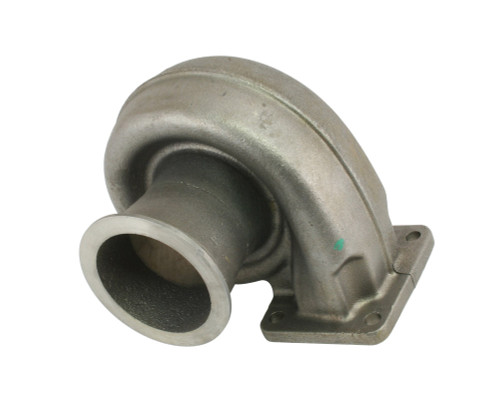 T4 Divided .83 A/R HX40 Outlet for S300sx Borg Warner