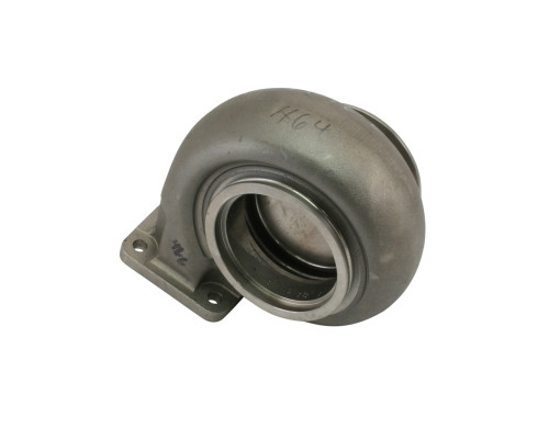 "S400sx Borg Warner T4 Divided Inlet 4.62"" V Band Outlet Turbine Housing for 83/74mm and 87/82mm"