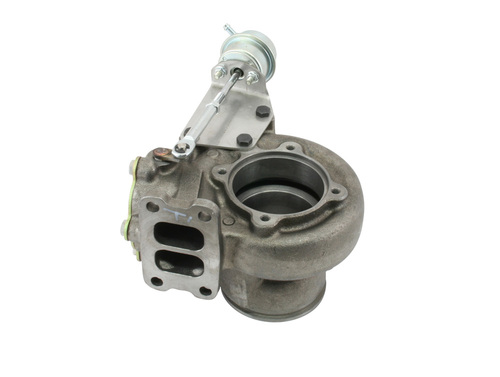 "2nd Gen Cummins T3 Divided Inlet Wastegated 4.0"" HX40 Outlet for S300"