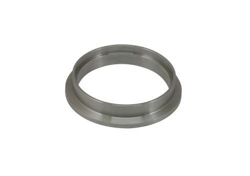 """3.625"""" V-Band Inlet Flange for Precision T4 Style V-Band In / Out Housing to 2.75"""" Tube"""