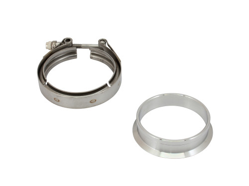 """4.21"""" Marmon V-Band Turbine Outlet Kit for Borg Warner S200 and S300 to 3.5"""" or 4"""" Tube"""