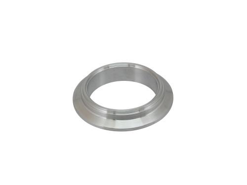 """4.21"""" S400 GT42 GT45 GT47 Aluminum Compressor V Band Outlet Kit to 3"""" or 3.5"""" Tube"""