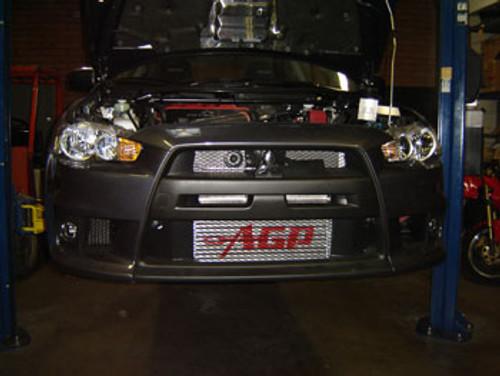 Evolution X AGP Front Mount Intercooler