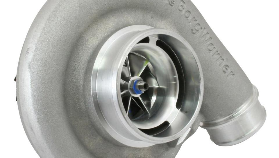 The Borg Warner S300 SX-E:  An Inside Look