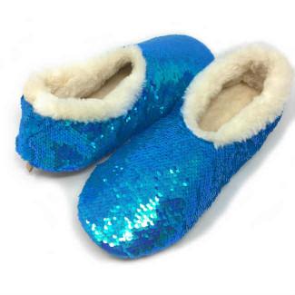 5fa71d1e09b8 Flip Sequins Women's Slippers, ...