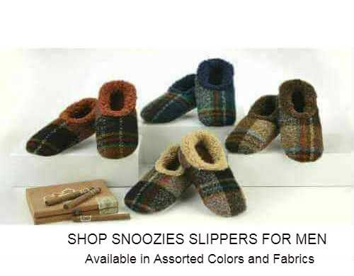 Snoozies Slippers for Men