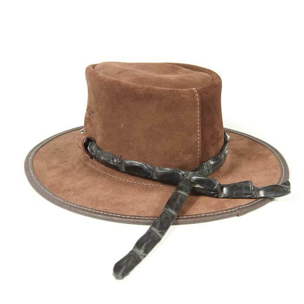 Crocodile Hatband