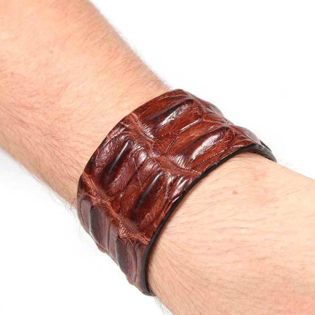 Wrist Cuff with Buckle