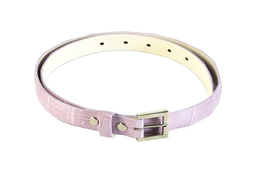 Belly Skin Belt - Light Purple