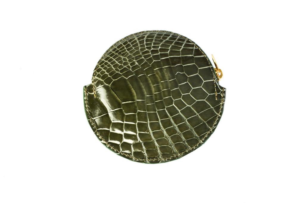 Coin Purse Full Croc