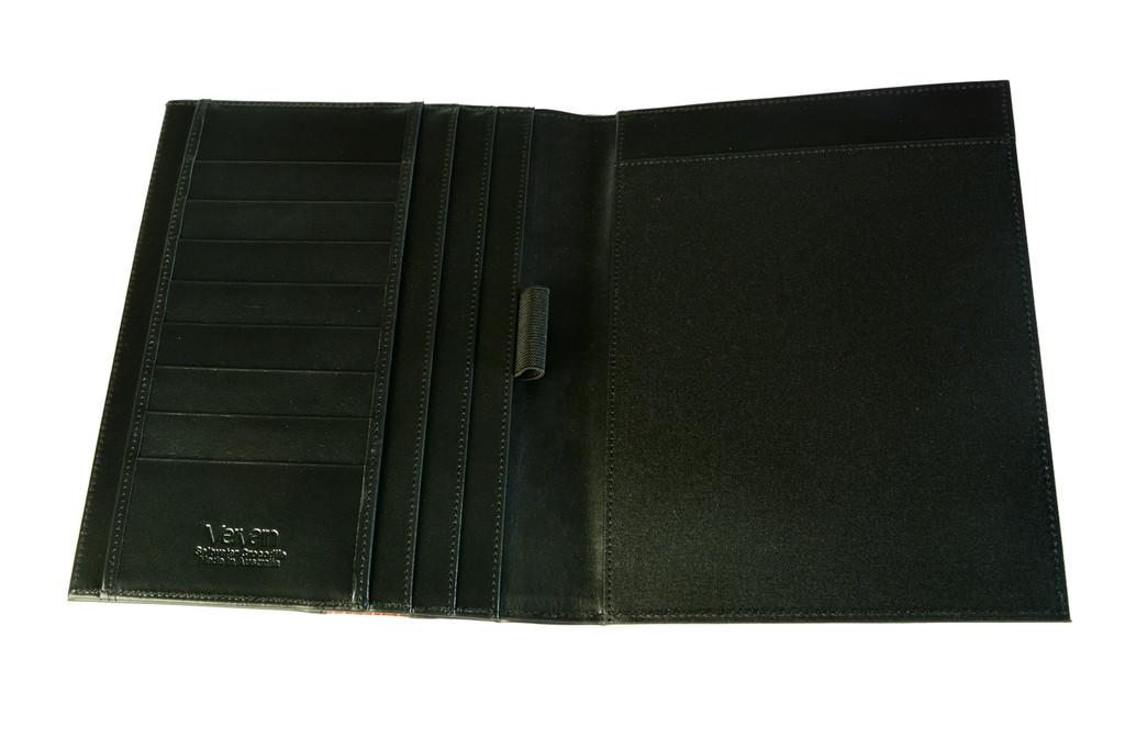 A5 Compendium - Vertical Tan