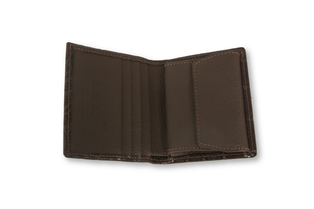 AR Small Coin - Brown