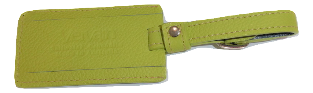 Luggage Tag - Green