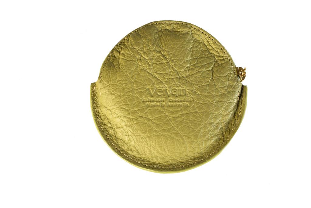 Coin Purse Half Croc | Pastel