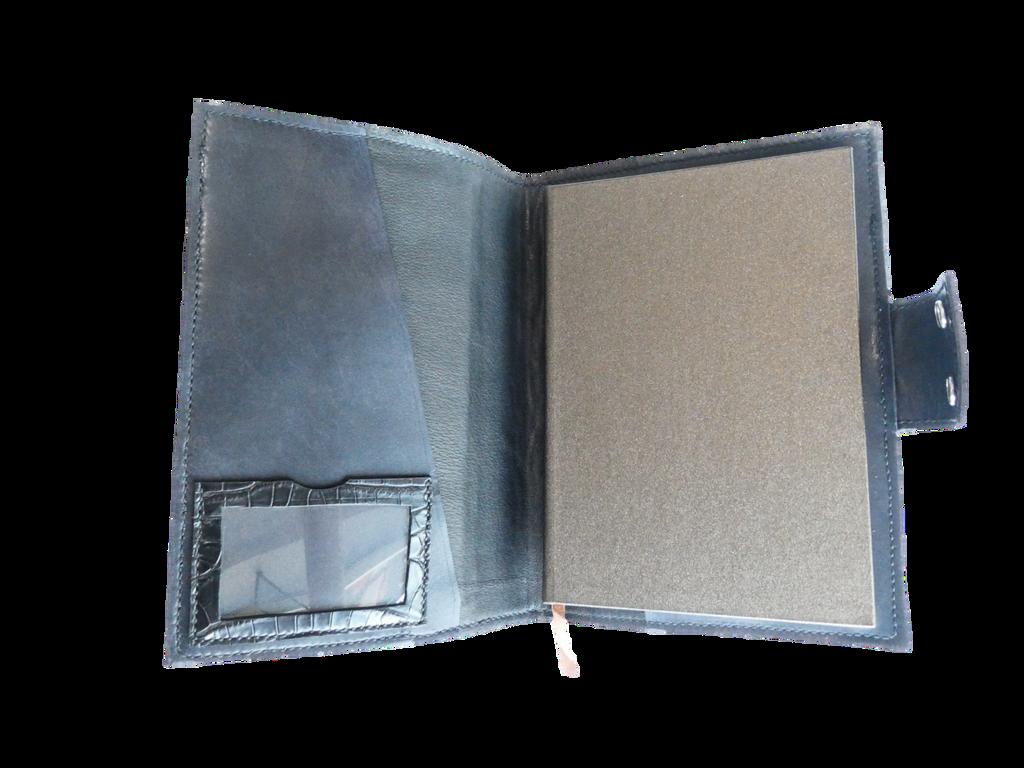 A5 Notebook Holder - Black