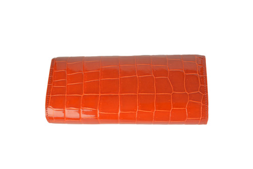 Small Clutch - Orange