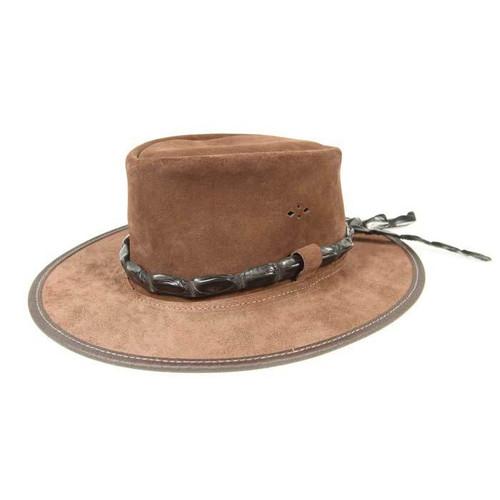 Crocodile Hatband