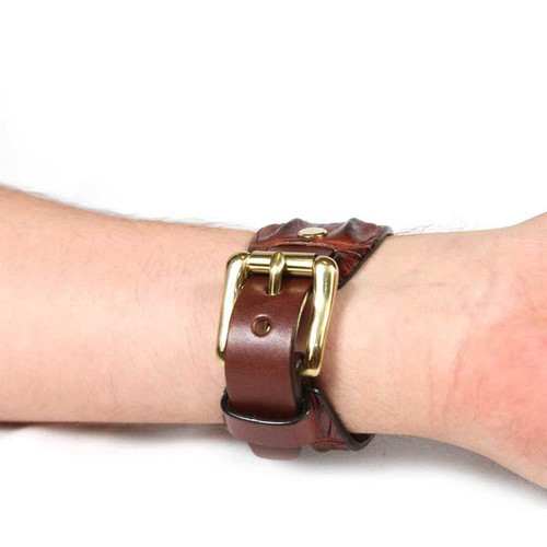Wrist Cuff with Buckle