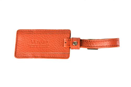 Luggage Tag - Orange