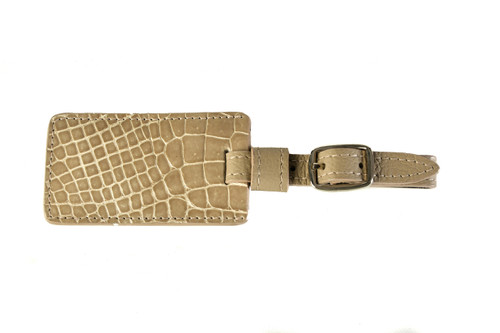 Luggage Tag - Silk