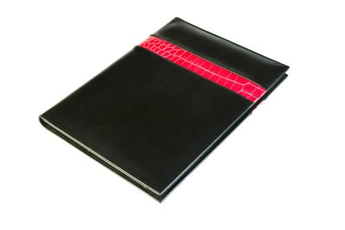 A4 Compendium - Pink