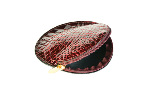 Coin Purse Full Croc