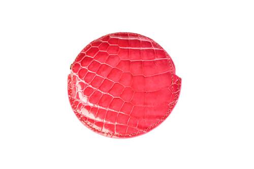 Coin Purse Half Croc