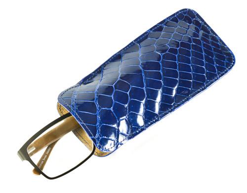 Glasses Pouch Half Croc