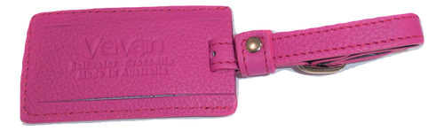 Luggage Tag - Light Pink