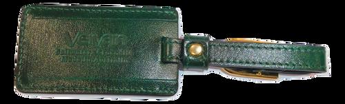 Luggage Tag - Emerald