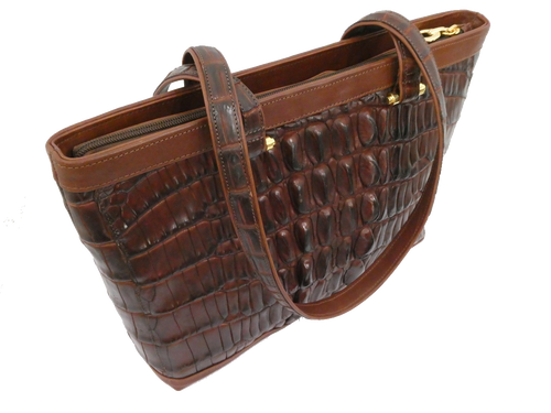 The Candice Hornback Tote - Brown
